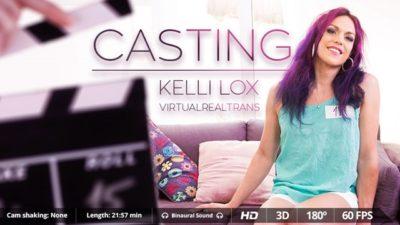Kelli Loxのアナルセックス